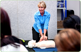 Perform CPR Training