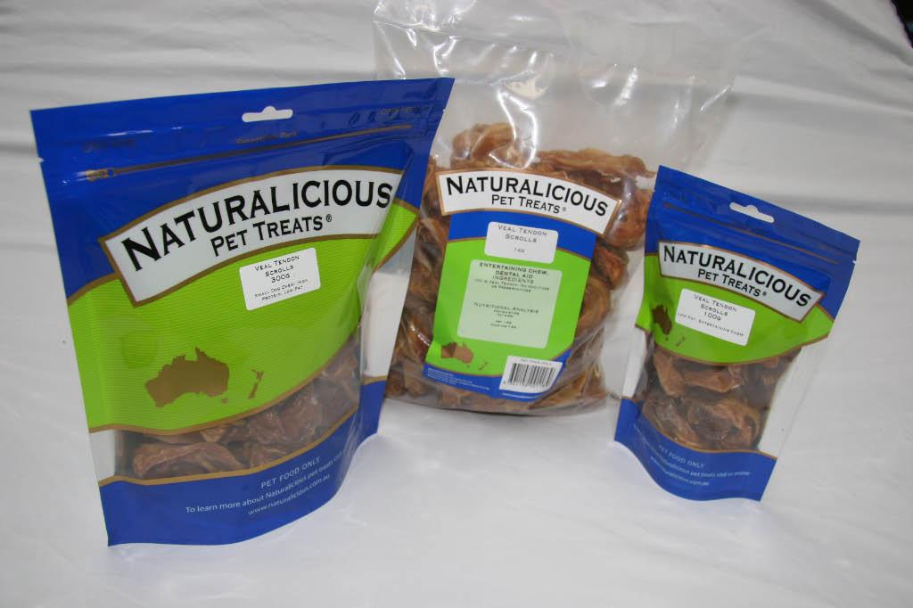Naturalicious Pet Treats